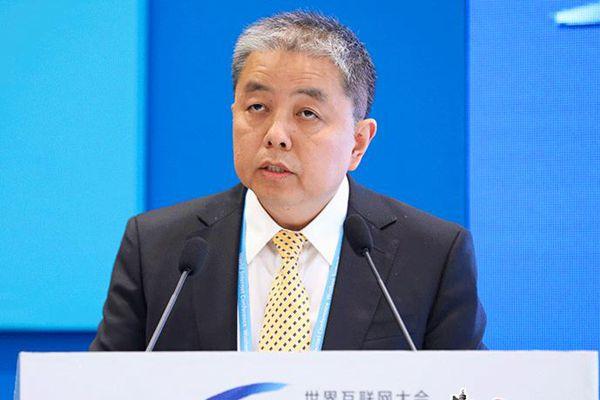 国家计算机网络应急技术处理协调中心党委副书记卢卫发表主题演讲